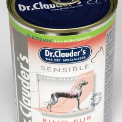 Dr. Clauder's Hypoallergenic Dog 100% Vita 400 g