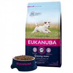 EUKANUBA PUPPY SMALL CU PUI - SAC 2 KG