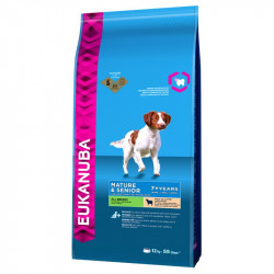 EUKANUBA SENIOR ALL BREEDS MIEL SI OREZ 2.5 KG