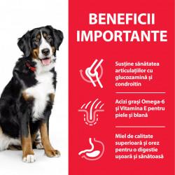 HILL'S SP Canine Adult Large Breed cu miel și orez 14 kg