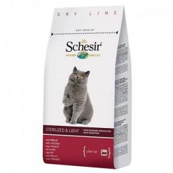 Hrana pisici Schesir Sterilised 400 gr
