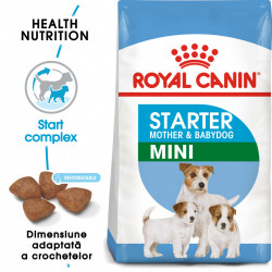 Hrana uscata caini ROYAL CANIN Mini Starter Mother & Babydog