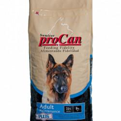 Hrana uscata pentru caini, Adult, Procan Maintenance, 4 Kg