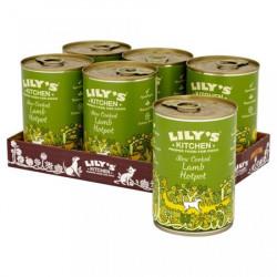 Pachet Lily's Kitchen Dog Lamb Hotpot 6x400 g