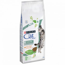 Purina Cat Chow Sterilised cu Pui 15 kg