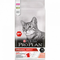 Purina Pro Plan Original Adult OPTISENSES cu Somon