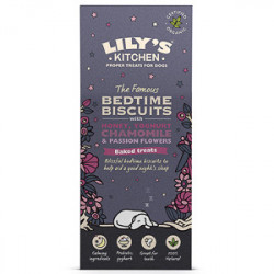 Recompense Lily's Kitchen Dog Organic Bedtime Biscuits 100 g