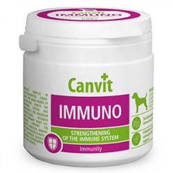 Supliment Nutritiv Canvit Dog Immuno 100 gr