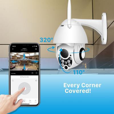 IPCAM WiFi, PTZ, Smart Tracking