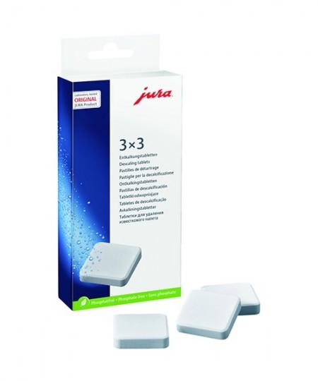 Jura tablete za ciscenje kamenca 3u1