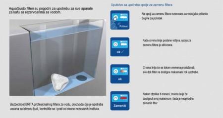 Filter za vodu – Brita AquaGusto