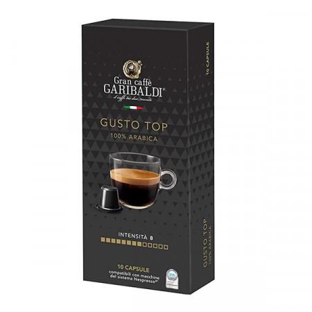 Gran caffe' Garibaldi Gusto Top