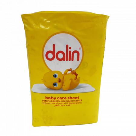 Dalin protectie pat absorbanta 60x90CM, 10 buc