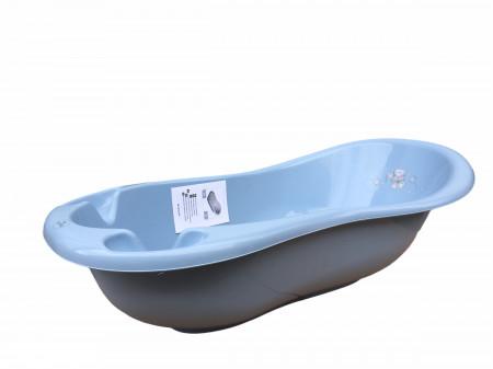 Cada de baie 100 cm, Blue