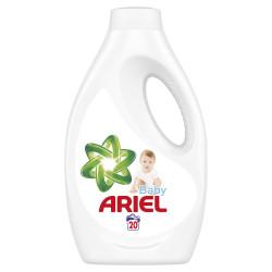 Detergent lichid Ariel Baby, 20 spalari, 1.1 L