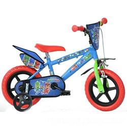 DINO BIKES Bicicleta copii 12'' EROII IN PIJAMA
