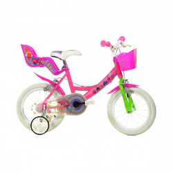 DINO BIKES Bicicleta copii 14'' Trolls