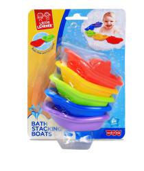 Little Learner Set de barcute pentru baie