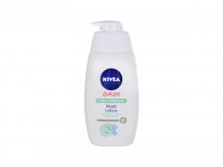 Lotiune de spalare Nivea Baby, Pure and Sensitive, 500 ml