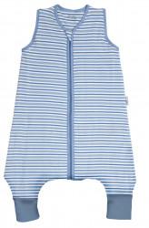 Sac de dormit cu picioruse Blue Stripes 2-3 ani 1.0 Tog