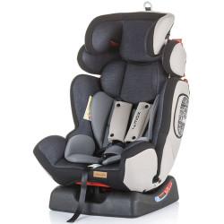 Scaun auto Chipolino 4 Max 0-36 kg granite grey