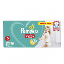 Scutece-chilotel Pampers Active Baby Pants 6 Mega Box Pack 88 buc
