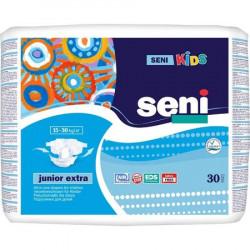 Scutece Seni Kids Junior Extra pentru incontinenta, 30 bucati