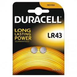 Baterie Duracell 2*LR43 1.5V