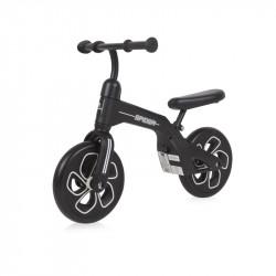 Bicicleta de tranzitie Spider, fara pedale, Black, Lorelli