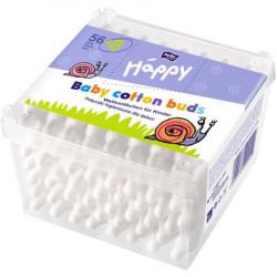 Happy Betisoare igienice pentru copii 56+8