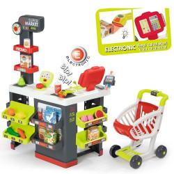 Magazin pentru copii Super Market cu accesorii