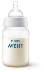 Philips-Avent Biberon Classic,260 ml, tetina Airflex