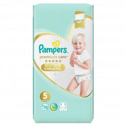 Scutece-chilotel Pampers Premium Care Pants 5 Mega Box 52 buc
