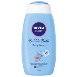 Spuma-crema de baie Nivea Baby, 500 ml
