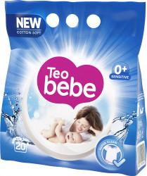 Teo Bebe Just Essentials Aloe Vera, automat, 1.5kg