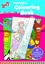 Galt Carte de colorat - Copiezi si te distrezi