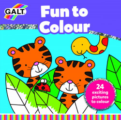 Galt Carte de colorat Fun to Colour
