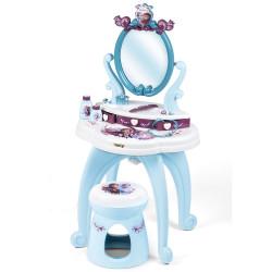 Masuta de machiaj Frozen 2 2 in 1 cu accesorii