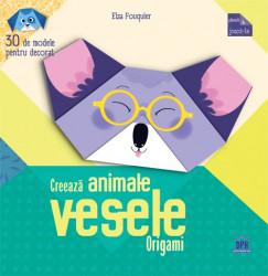 Origami - Creaza animale vesele