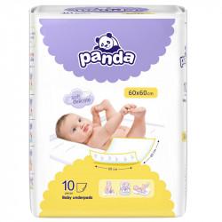 Panda - cearsaf absorbant 60x60 10 buc
