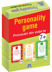 Personality game - Georgeta Panisoara