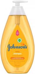 Sampon Johnson's Baby, cu Extract de Miere, 750 ml, cu pompita
