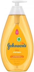 Sampon Johnsons Baby, cu Extract de Miere, 750 ml, cu pompita