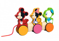 Jucarie de tras personaje Disney