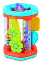 Little Learner Jucarie interactiva – Cilindru cu floricele