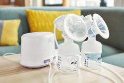 Pompa de san electrica dubla Philips-Avent