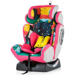 Scaun auto Chipolino 4 Max 0-36kg pink