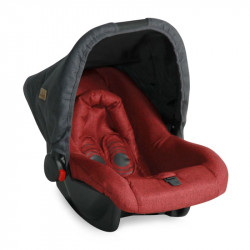 Cosulet auto BODYGUARD, Black&red
