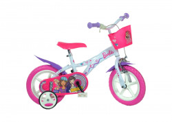 "DINO BIKES Bicicleta copii 12"" - Barbie"