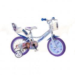 DINO BIKES Bicicleta copii 14'' - FROZEN